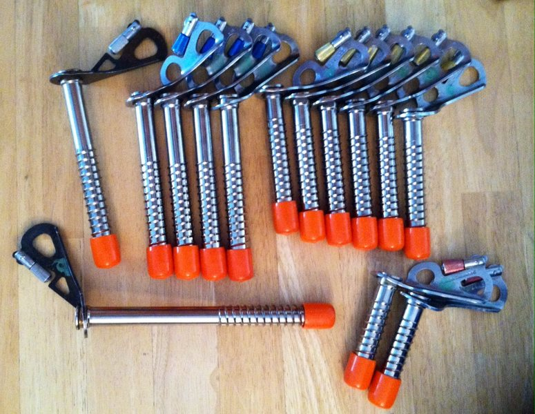 Bd screws