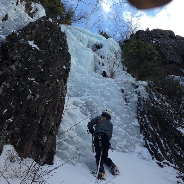 Hardman Dave on Ice