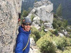 Rock Climbing Photo: Overlooking candyland