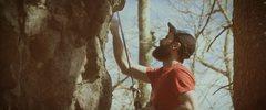 Rock Climbing Photo: New highball project!