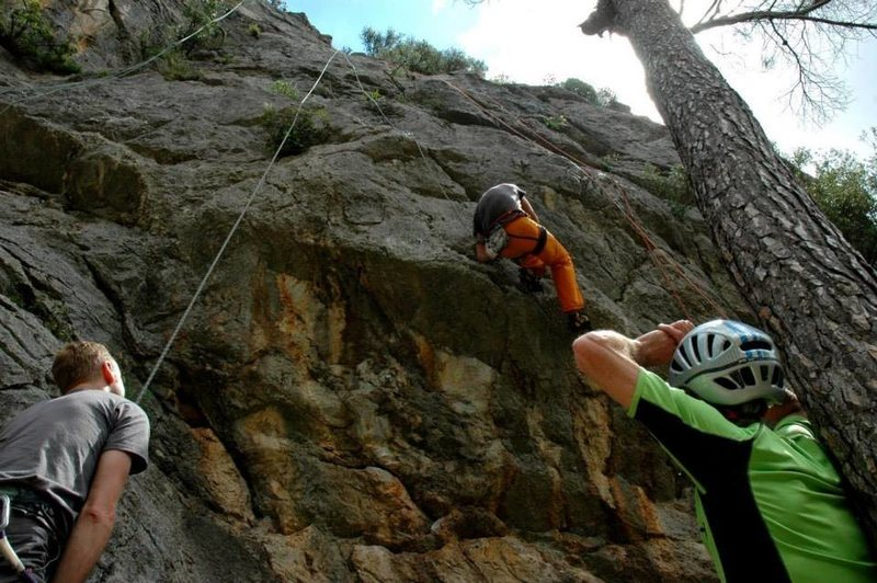 Rock Climbing Photo: Mallorca, Spain