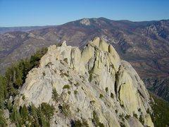 Rock Climbing Photo: Needles.