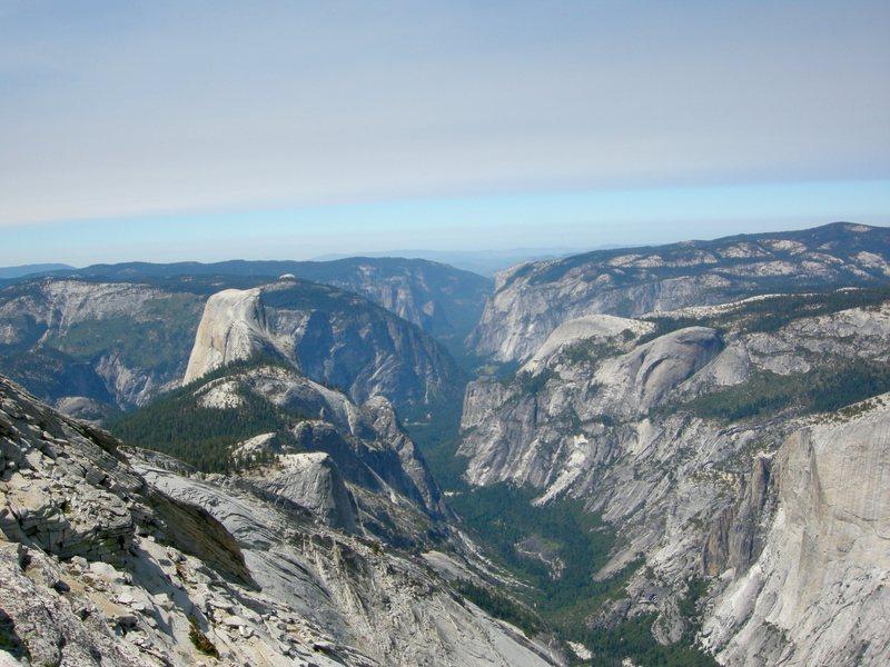 Clouds Rest. Yosemite.