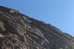 Rock Climbing Photo: Climber on Amazon Woman