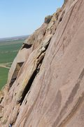 Rock Climbing Photo: Party of 3 on atlantic route