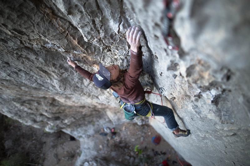 Rock Climbing Photo: Photo: Tyler Casey