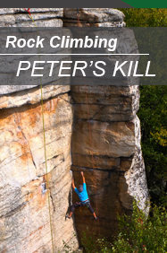 Rock Climbing Photo: Peter's Kill Guidebook
