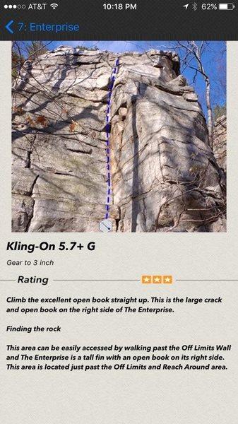 Peter's Kill Climbing