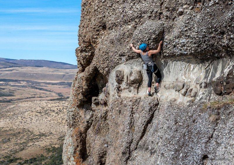 Rock Climbing Photo: Climbing at Lagua Sofia