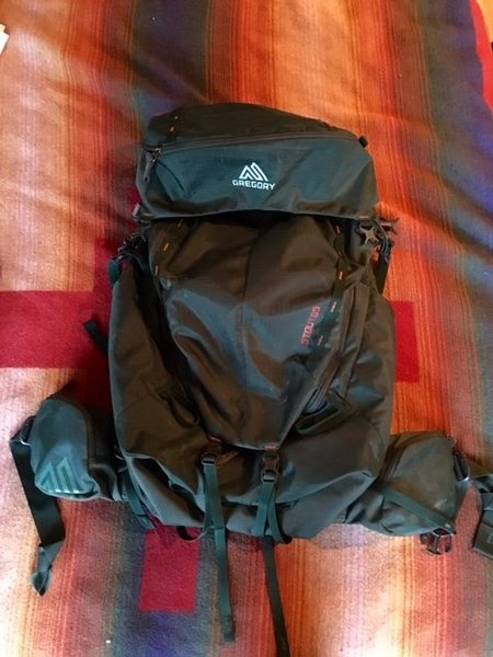 Gregory Stout 65L sz small
