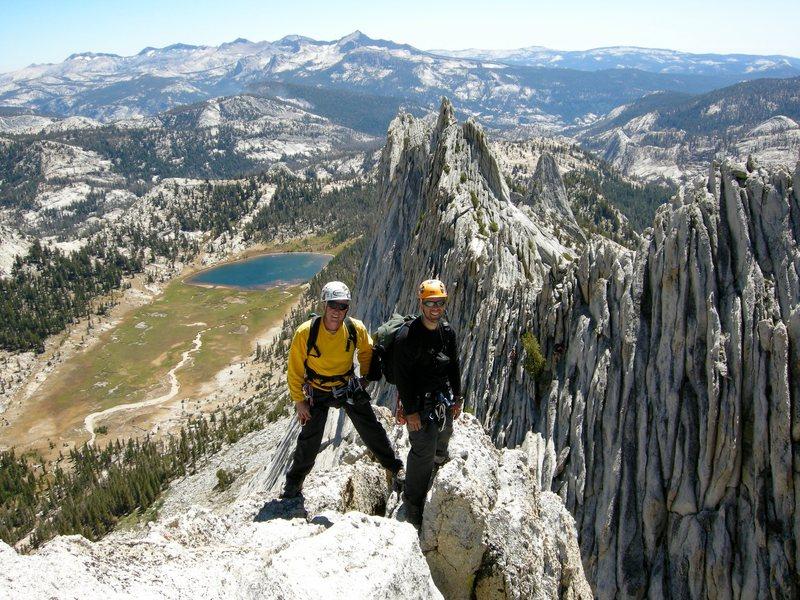 Matthes Crest. Yosemite.