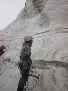 Rock Climbing Photo: It's before opening the route of Gunthers Col (539...