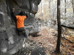 Rock Climbing Photo: fun climbing