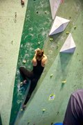 Rock Climbing Photo: Indoor MBT - Madrid Bouder Tour