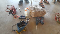 Rock Climbing Photo: Access Fund put on a great Future Of Fixed Anchors...