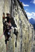 Rock Climbing Photo: illusion chain