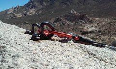 Rock Climbing Photo: TR
