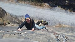 Rock Climbing Photo: Getting better at these top down pictures