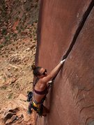 Rock Climbing Photo: Extra tight hands at the top. Photo by Khashayar M...