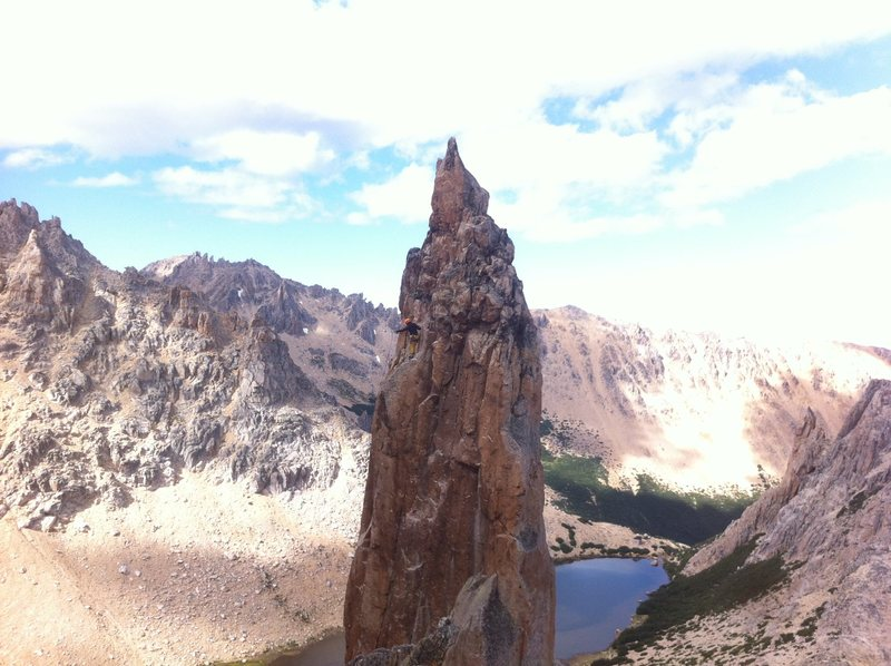 Rock Climbing Photo: on M2