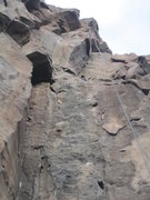 Rock Climbing Photo: Steepest route in the LG?