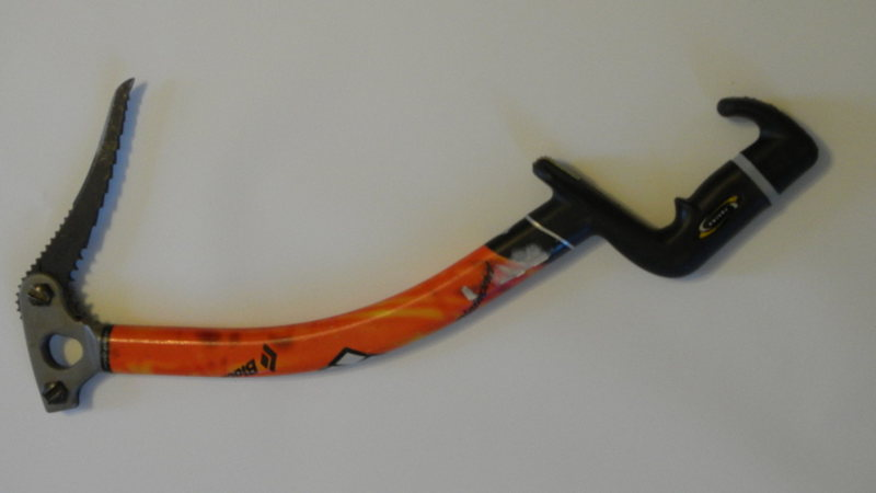 Rock Climbing Photo: BD fusion Ice axe