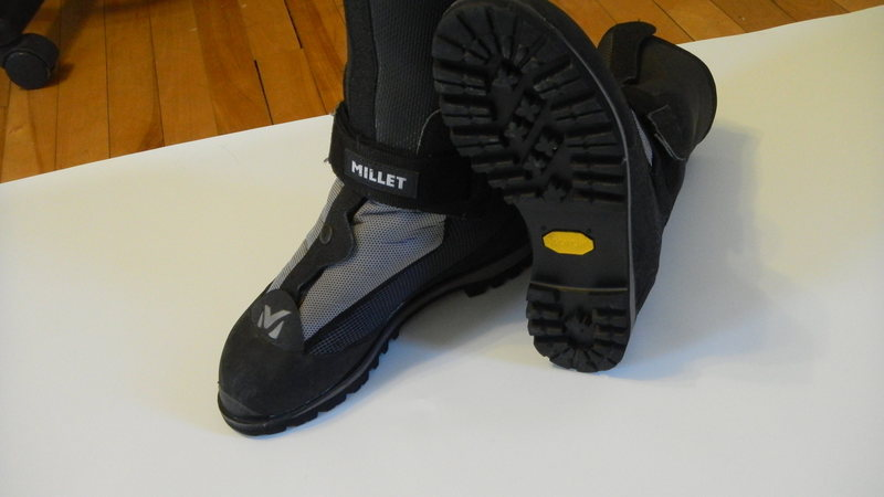 Millet Ice Expert boots