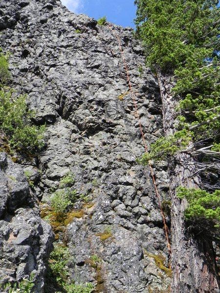 Rock Climbing Photo: Legal Weed