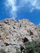 Rock Climbing Photo: Bourbon Street
