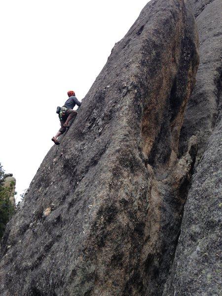 Micro climb