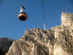 Rock Climbing Photo: Tramway, San Jacinto Mountains