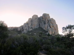 Rock Climbing Photo: The talls