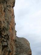 Rock Climbing Photo: Rando on TR