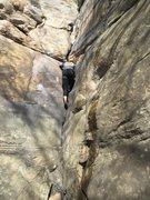 Rock Climbing Photo: New River Climbing
