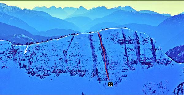 Rock Climbing Photo: Third Times a Charm
