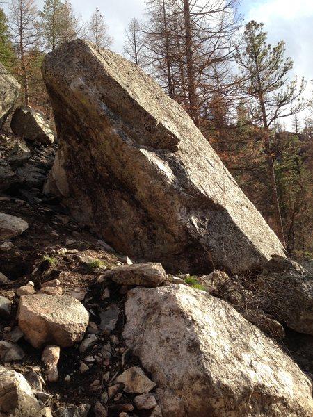 Rock Climbing Photo: Le Don, V8.