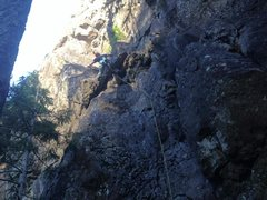 Rock Climbing Photo: Cooking up some Goose!