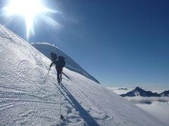 Rock Climbing Photo: NZ alps