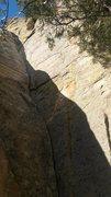 Rock Climbing Photo: The corner.