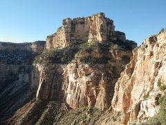 Rock Climbing Photo: Jicarilla Crest, GCNP.