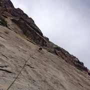Mike Fogarty, 2nd ascent