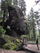 Rock Climbing Photo: I am 6ft tall and i cannot reach the bottom of the...