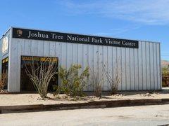 Rock Climbing Photo: Visitor Center, Joshua Tree NP
