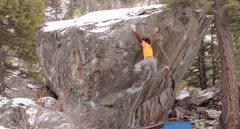 Rock Climbing Photo: High Output Low.