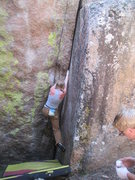 Rock Climbing Photo: Out Of Sight