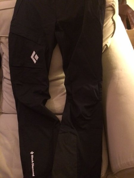 BD Dawn Patrol Alpine Pant<br> Perfect Condition<br> 30-32 waist x 32 inseam<br> $80 OBO