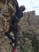 Rock Climbing Photo: Maple Canyon,UT