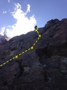 Rock Climbing Photo: Fun little route!