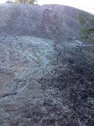 Rock Climbing Photo: Easy morning.