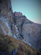 Rock Climbing Photo: Broadway